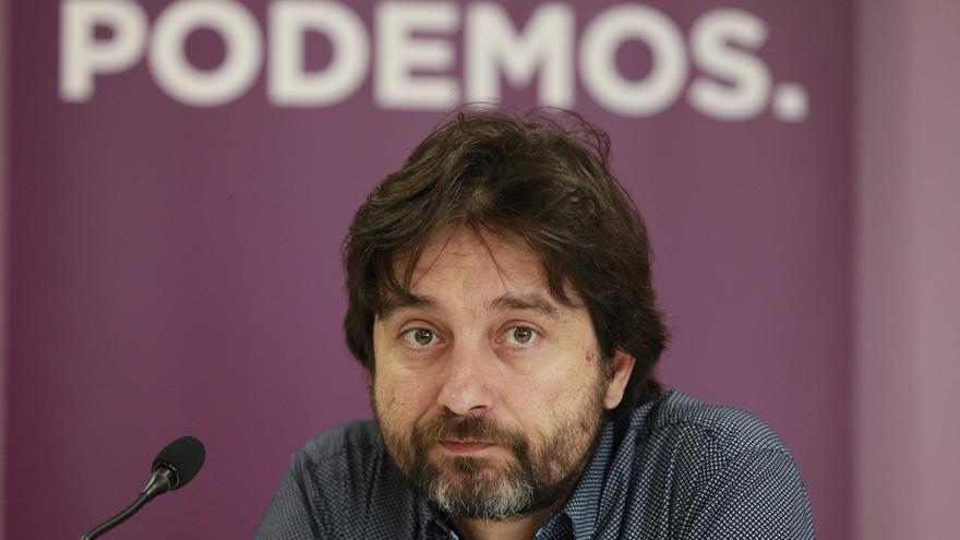 """Podemos dice que la consulta de IU demuestra que la coalición genera """"chispa"""" e """"ilusión"""""""