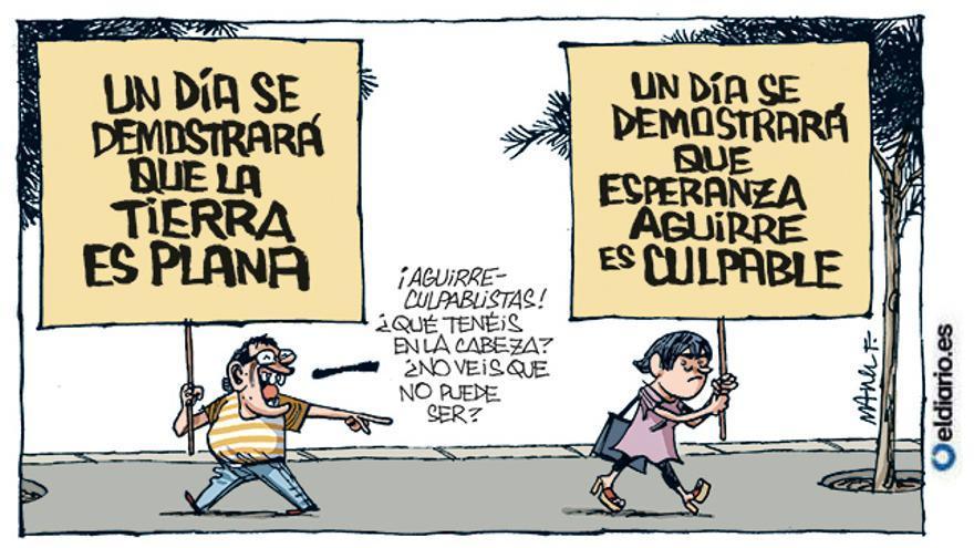 Aguirre, imputable