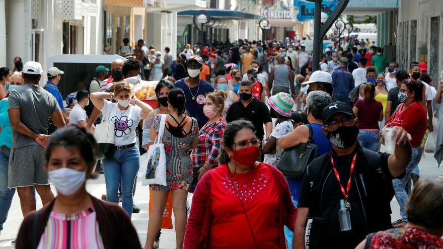 Cuba reporta 1.083 nuevos casos de covid-19 y siete fallecidos