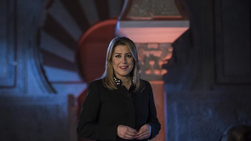 Susana Díaz señala la igualdad de derechos y oportunidades como condición para la convivencia en la diversidad de España
