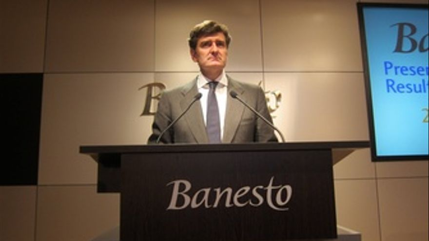 Consejero Delegado De Banesto, José García Cantera