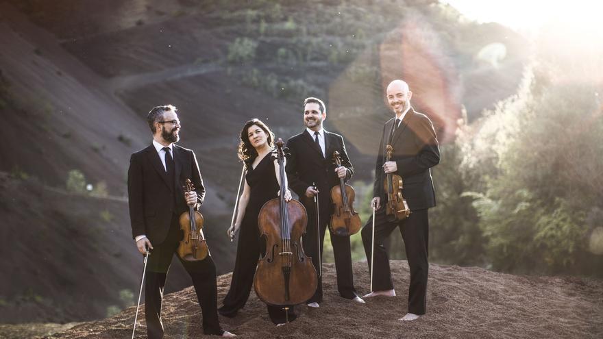 Cuarteto Quiroga, Premio Nacional de Música 2018.