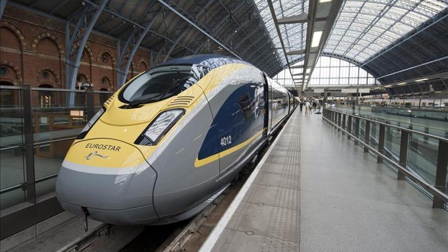 Interrumpida la alta velocidad entre Bélgica y Francia por un sabotaje