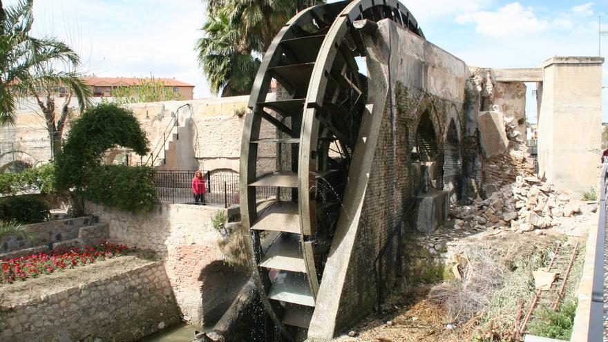 Obras en la rueda de Alcantarilla / Huermur