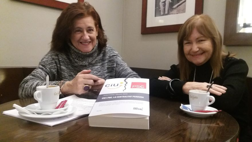 Montsé Melià i Anna Comas consideren que Jordi Pujol i Pasqual Maragall van ser determinants en l'èxit electoral de CiU i PSC