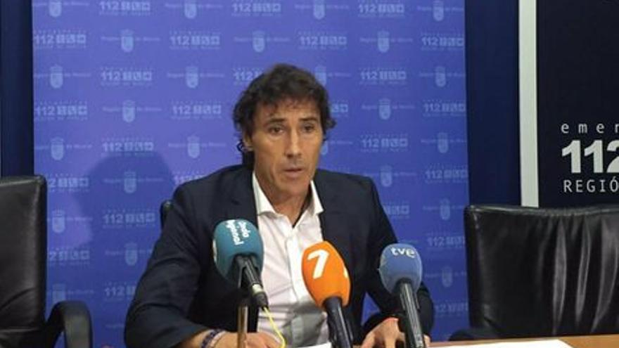 Cesan al director general de Emergencias, Pablo Ruiz Palacios