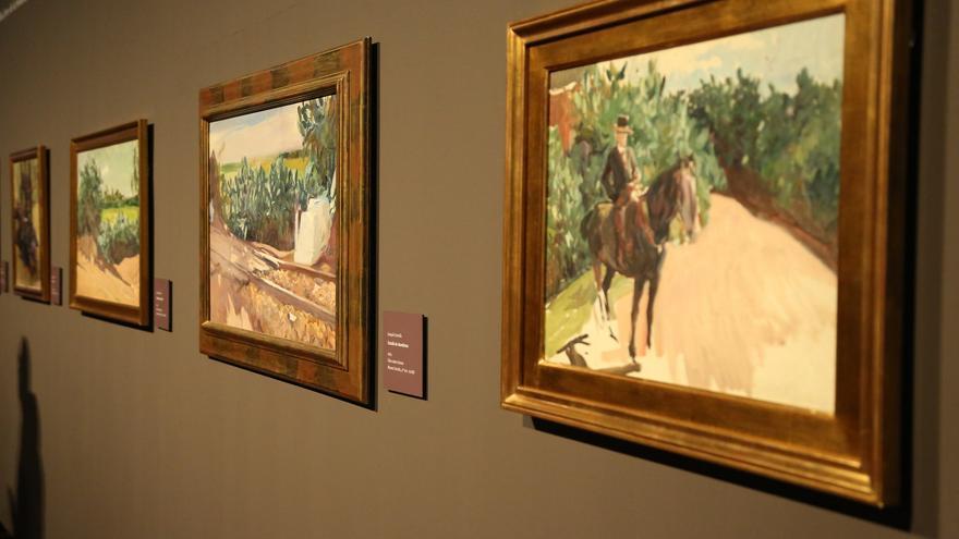 Exposición Sorolla en Toledo
