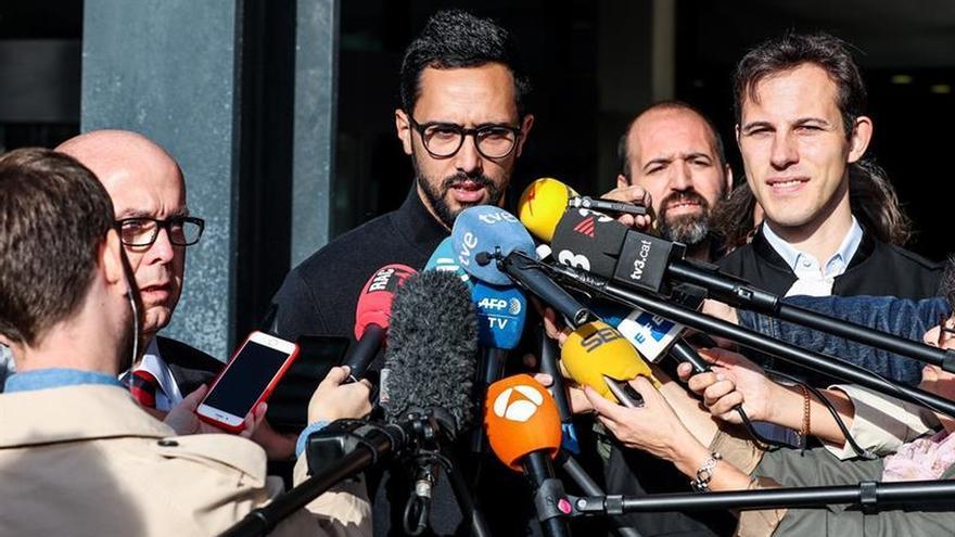 Bélgica rehúsa extraditar a Valtònyc por falta de equivalencia en los delitos