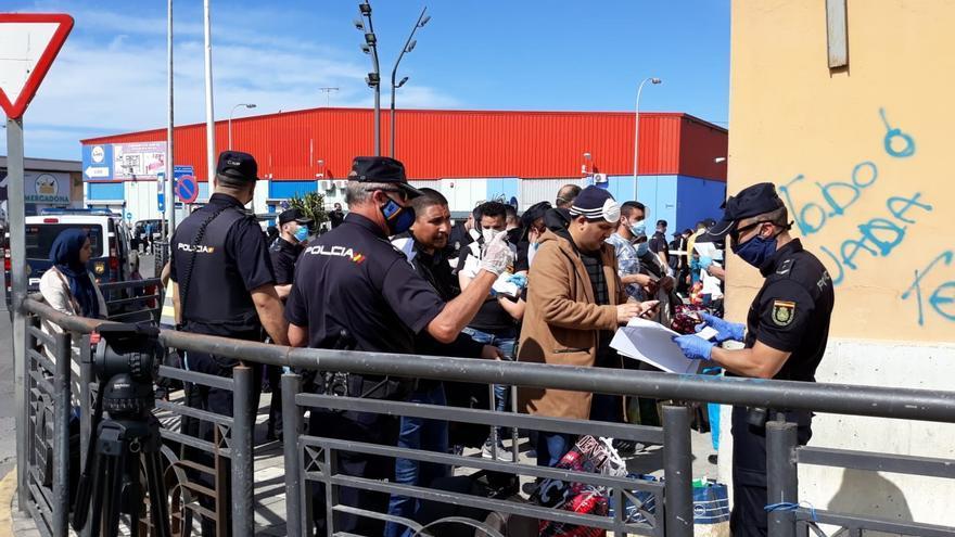 Marruecos permitió el regreso de un millar de sus nacionales desde el inicio de la crisis sanitaria tras abrirse sendos pasillos humanitarios en mayo y septiembre de 2020