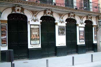 Teatro Lara | Foto: mediateca.educa.madrid.org