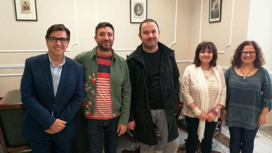 El proyecto de Okuda, Sanz y Latorre ha sido el ganador para la falla de 2018