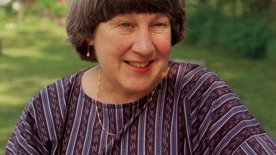 La ambientalista Donella Meadows