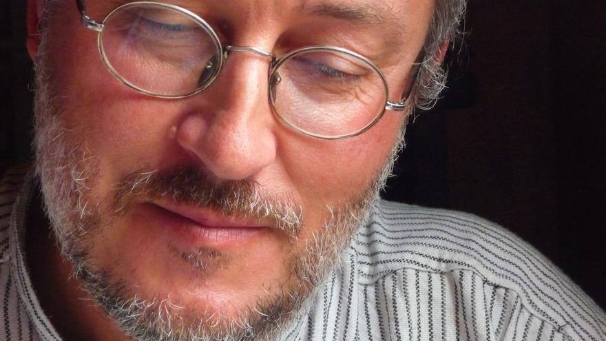 Jorge Riechmann en el Cendeac