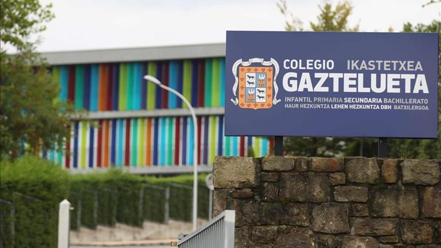 El colegio vizcaíno colaborará en la investigación del supuesto abuso sexual