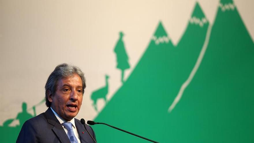 Perú organizará Foro Internacional de Glaciares y Ecosistemas de Montaña