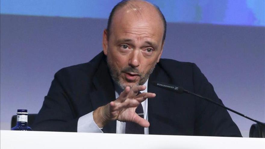 El presidente de Prisa, Javier Monzón.
