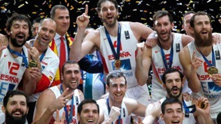 España, campeona del Eurobasket ante un histórico 44.5% y 6,1 millones