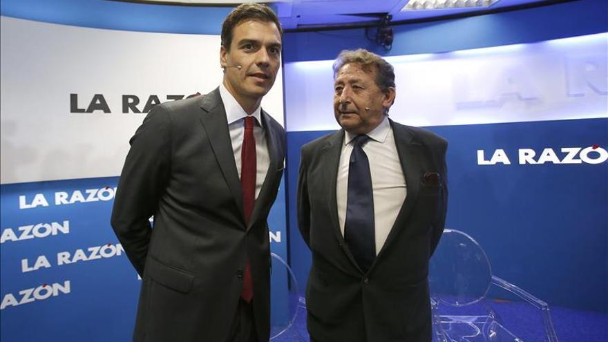 """Sánchez defiende que sólo el PSOE ofrece el """"cambio seguro"""""""