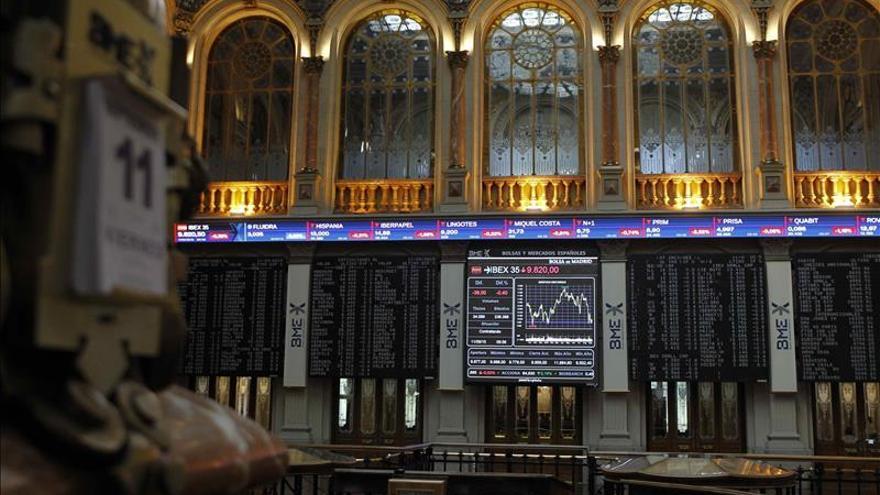 La bolsa española abre con leves ganancias y el IBEX recupera un 0,27 por ciento