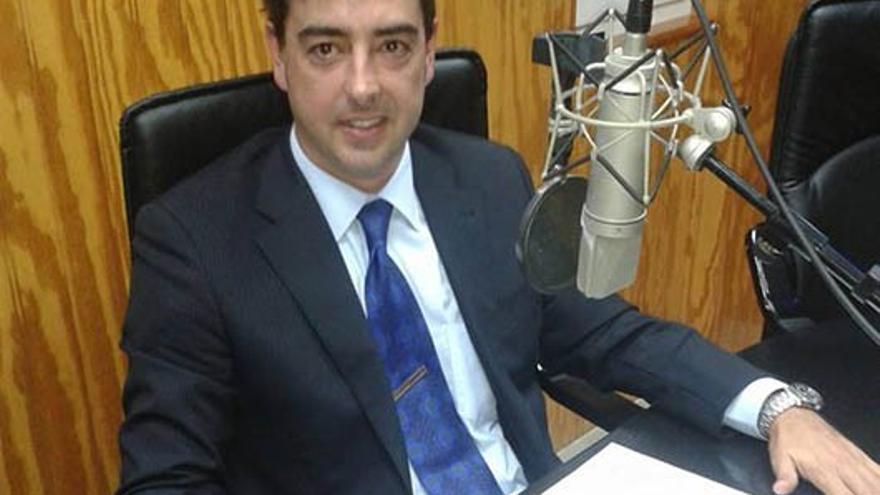 El abogado Luis Gómez Cantero.