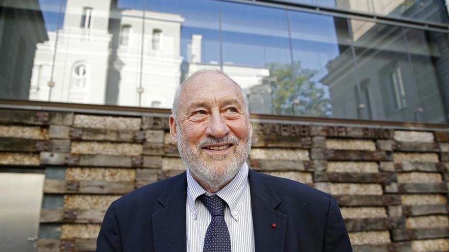 El Nobel de Economía Joseph E. Stiglitz