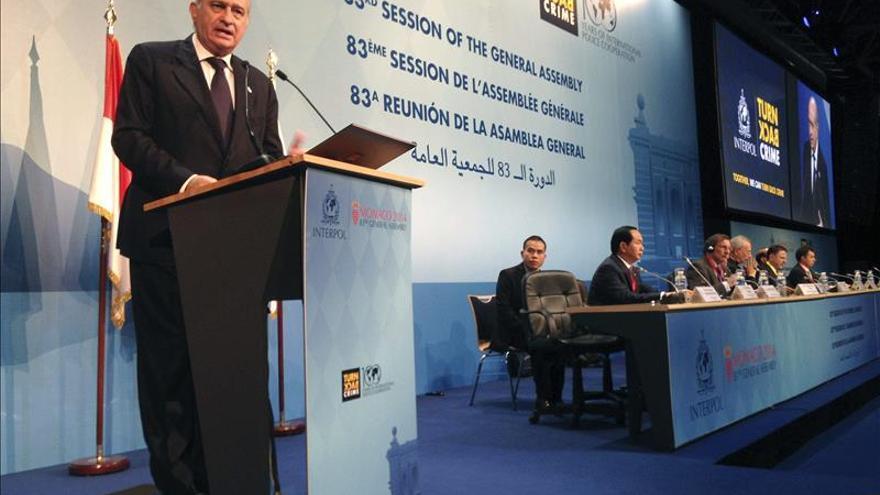 Fernández Díaz: el terrorismo internacional se combate con cooperación