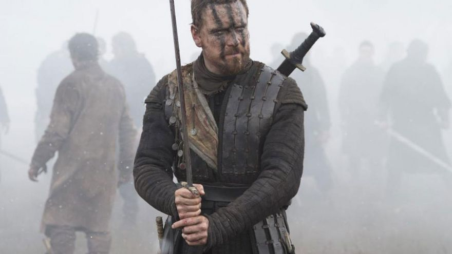 Michael Fassbender interpreta a Macbeth