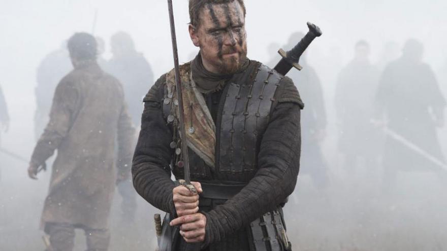 Michael Fassbender interpreta a Macbeth