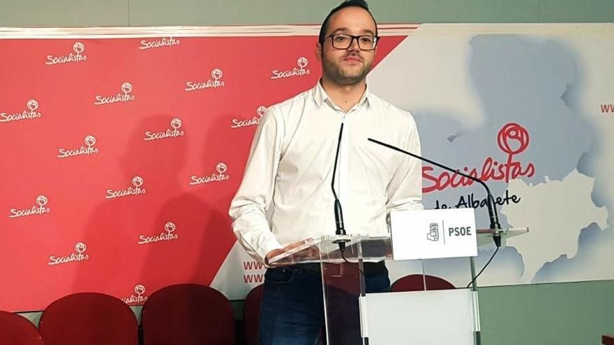 Fran Valera, secretario de Organización del PSOE de Albacete