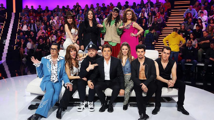 Antena 3 prevé retomar 'Tu cara me suena 8' en octubre