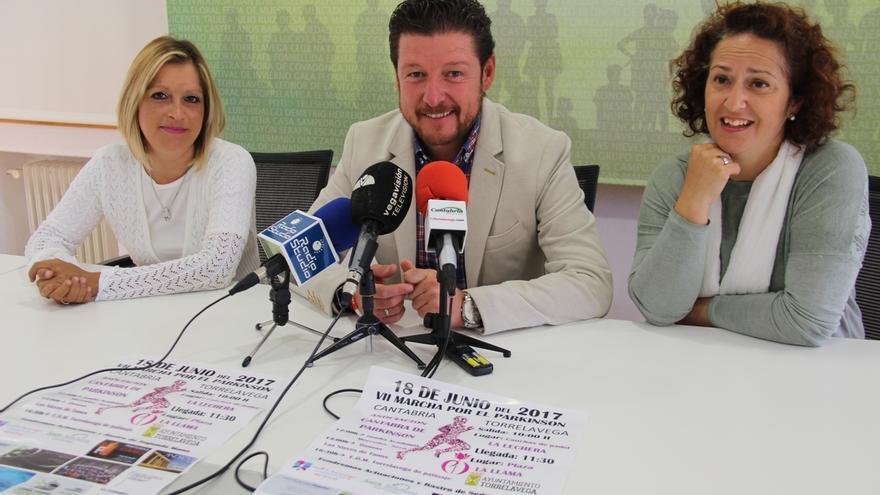 Torrelavega acogerá este domingo la Marcha Contra el Parkinson