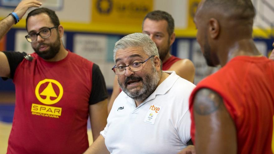 Norberto González, entrenador de los periodistas deportivos