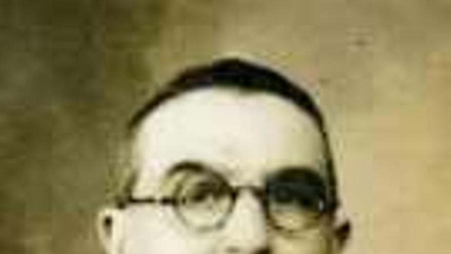 Eladio López Alegría, alcalde republicano de Badajoz asesinado por el Franquismo