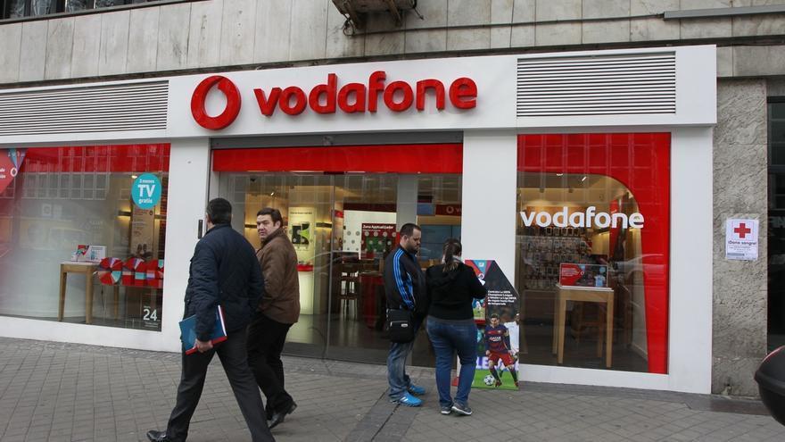 Vodafone señala que el impacto de la guerra de fútbol ha estado en línea con lo que esperaba