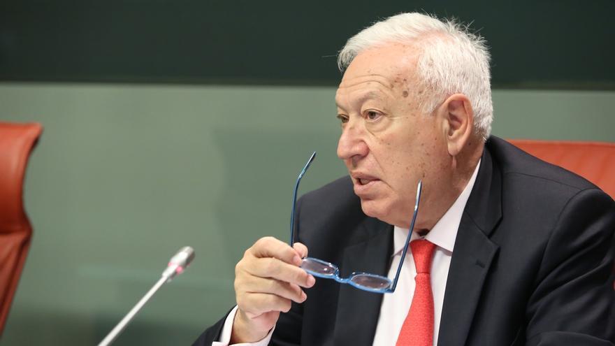 """Margallo se felicita por cumplir el """"sueño"""" de recuperar la antigua sede de Exteriores antes de despedirse el ministerio"""