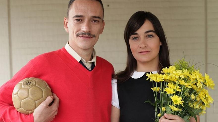 Javier Álvarez y Nieves Arilla forman el dúo musical JANI.