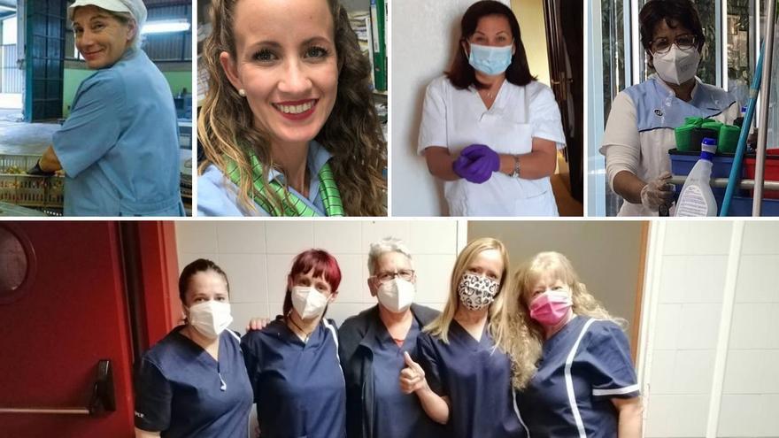 Las mujeres que sostienen el sistema en Canarias: historias detrás de sectores invisibilizados y esenciales