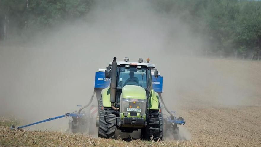 Regiones de la UE votan apoyar con mayor financiación a los jóvenes agricultores