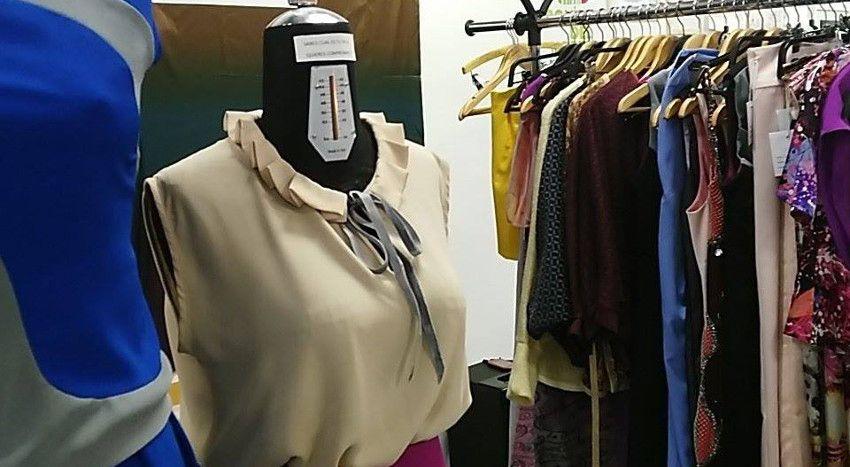 Vestidos en una edición anterior de Malasaña Market