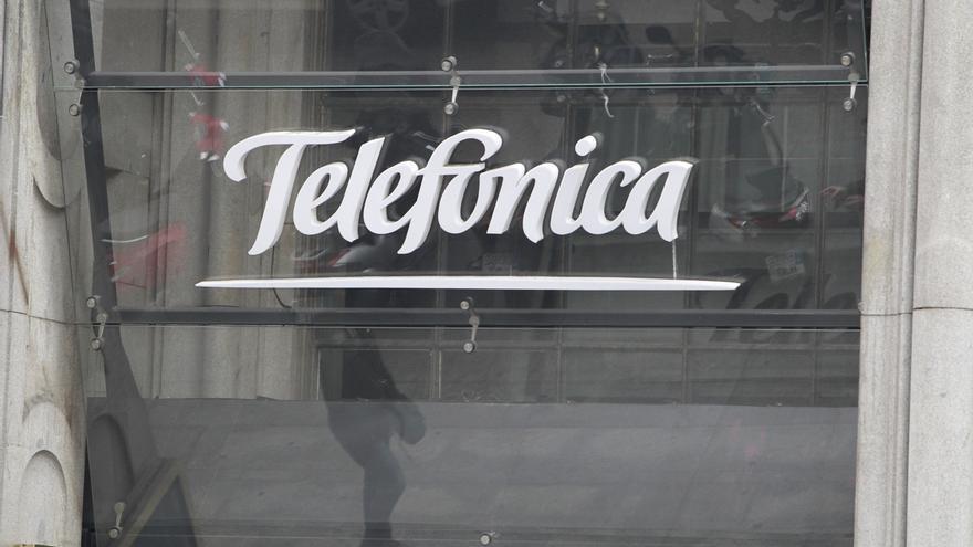 Telefónica.