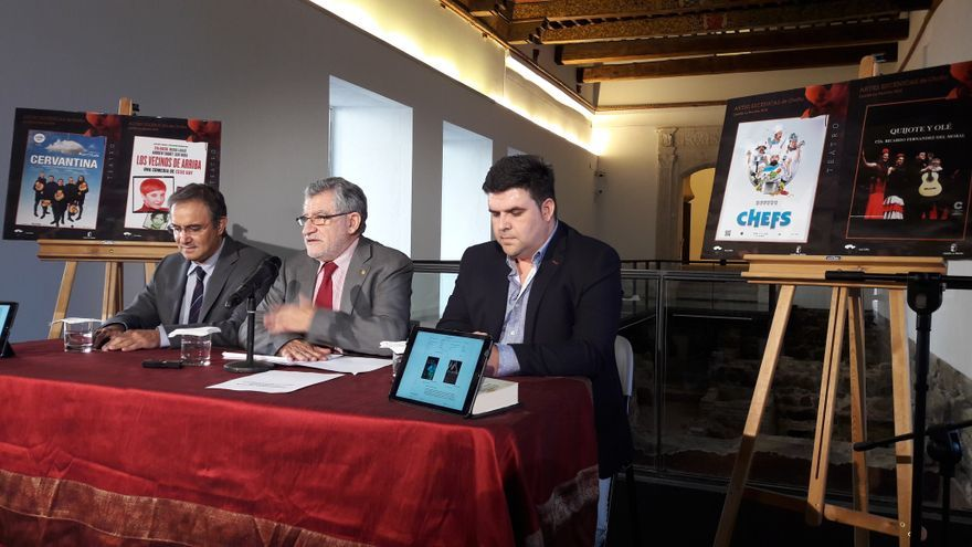 Presentación del Programa de Artes Escénicas de Otoño en Castilla-La Mancha