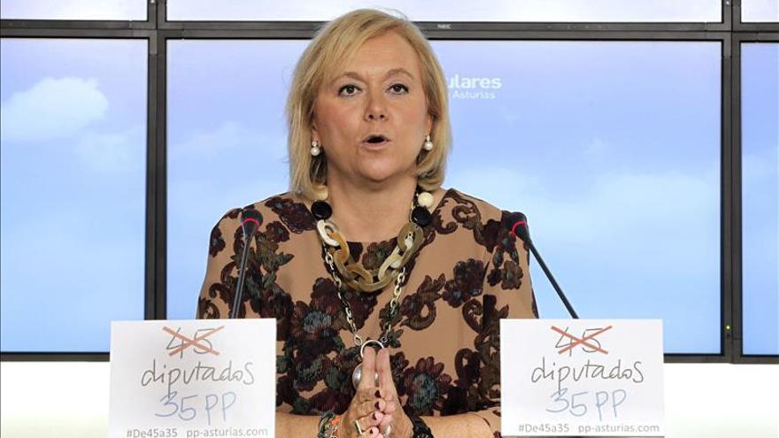El PP asegura que no se plantea una moción de censura en Asturias