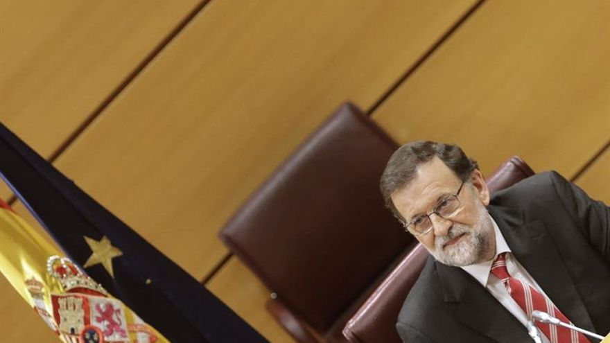 Compromís pide la comparecencia de Rajoy y todo su Gobierno en el Senado