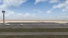 Los promotores del aeropuerto Madrid Sur esperan comenzar las obras en 2020