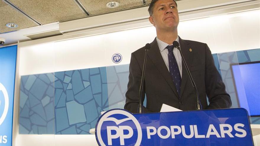 El PP pide al Parlament reconsiderar los presupuestos por inconstitucionalidad
