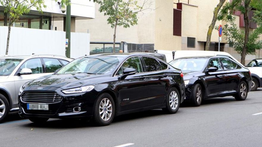 Los vehículos VTC no podrán ser geolocalizados en Aragón