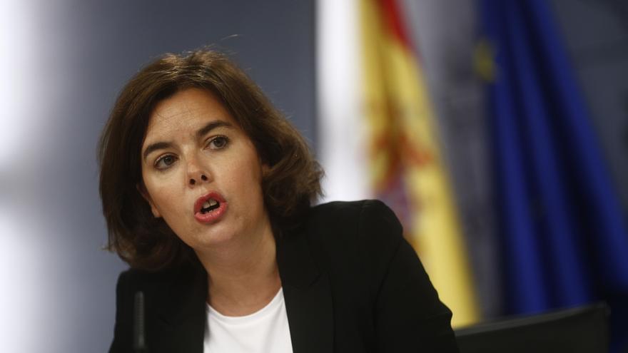 El Gobierno aconseja a la Generalitat de Cataluña que cumpla mejor sus competencias en vez de atribuirse las del Estado