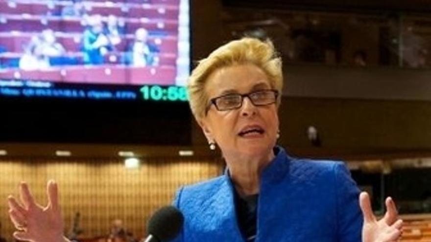 Carmen Quintanilla, Diputada Del PP