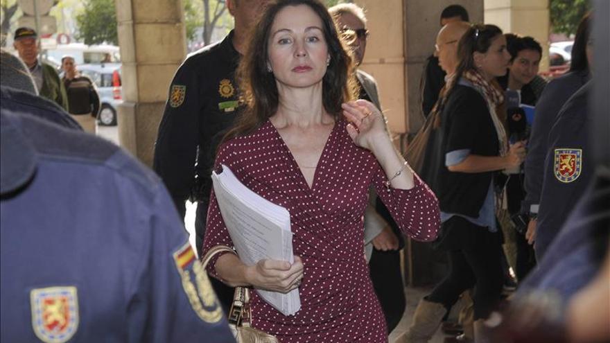 La juez de los ERE impone 3,3 millones de fianza al exdelegado de Empleo