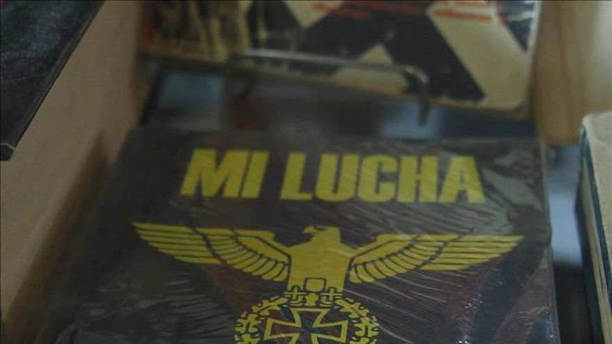 """Prohíben la publicación de """"Mi lucha"""" de Hitler en Río de Janeiro"""